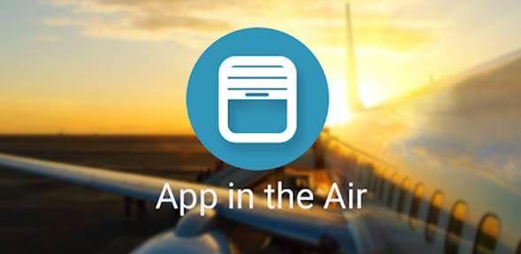 複数のフライトを一括管理!ARで荷物のサイズも確認できるApp in the Air