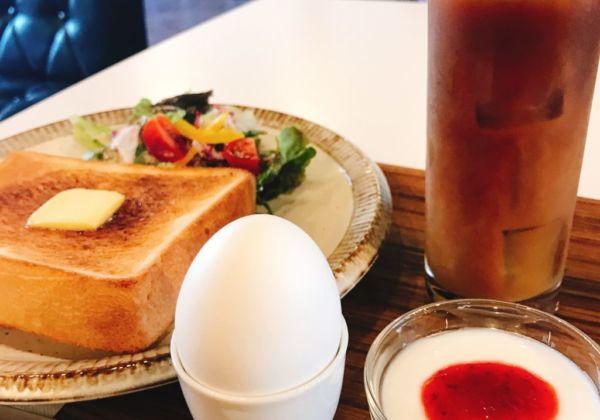喫茶モーニングで「モーニング」を食べよう!