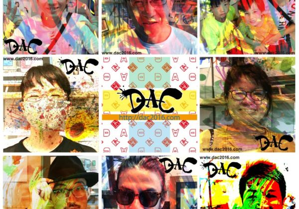 """障がい児コラボアート""""DAC札幌""""の前半後半の報告です。"""
