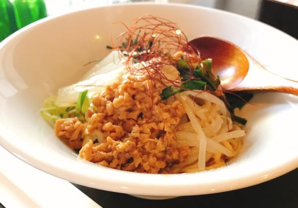 名古屋発祥「台湾まぜそば」のヴィーガン・バージョン!ベジキッチン・グーグーの「ベジ台湾まぜそば」を食べよう!