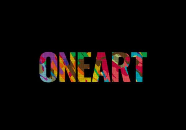 障がい児コラボアートONEARTの新しいホームページが出来ました